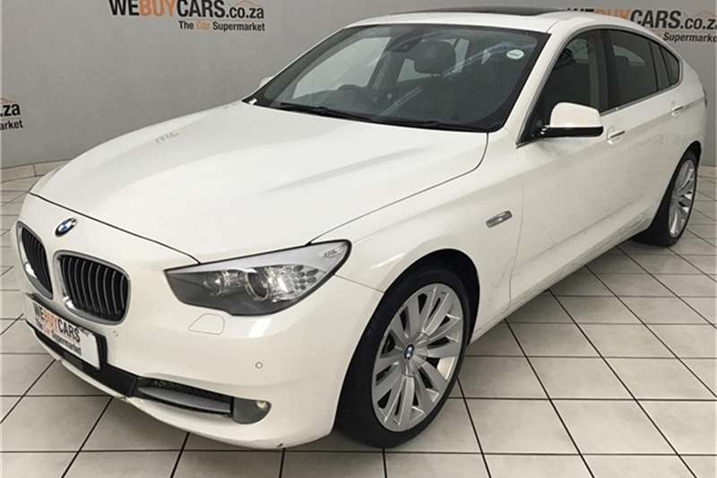 BMW 5 Series Gran Turismo 530d GT Innovations 2010
