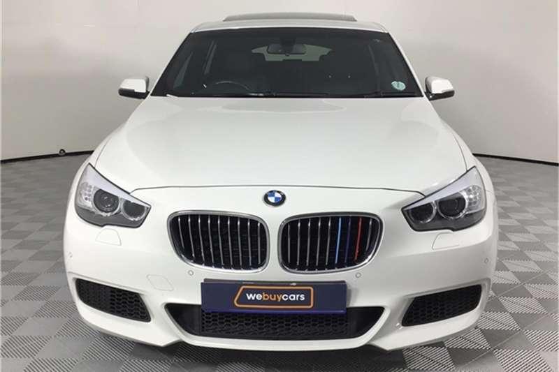 BMW 5 Series Gran Turismo 535i GT M Sport 2017