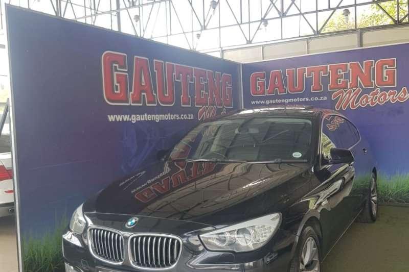 2011 BMW 5 Series Gran Turismo 530d GT