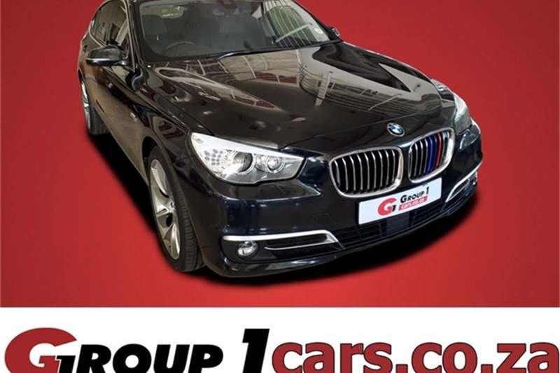 2014 BMW 5 Series Gran Turismo 550i GT Modern