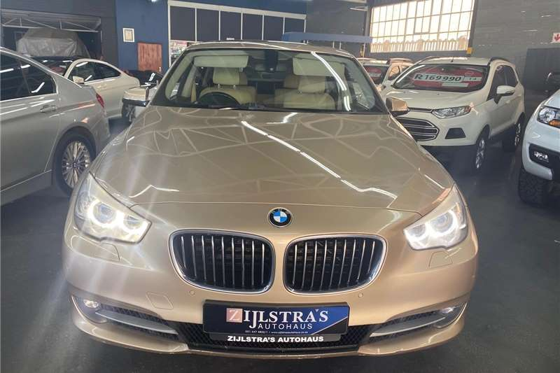 0 BMW 5 Series Gran Turismo