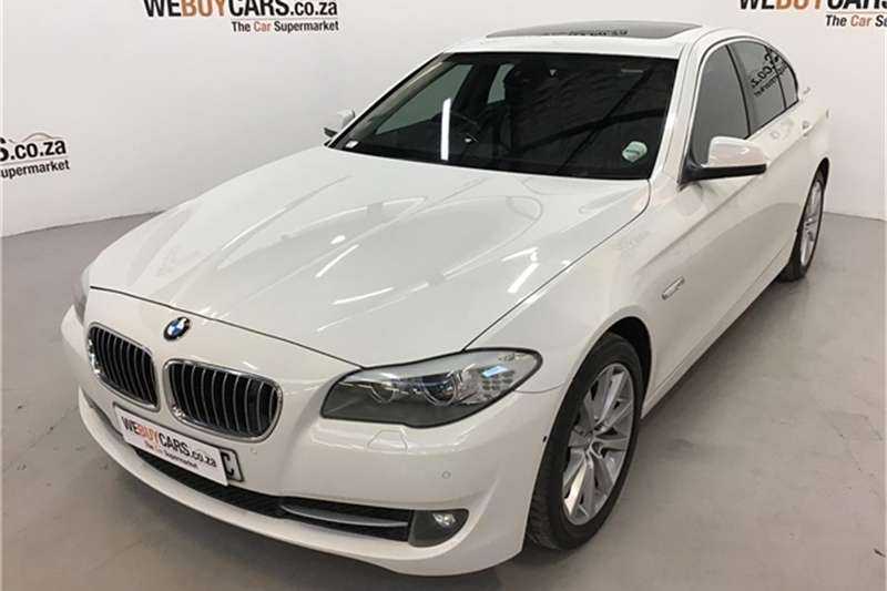 2012 BMW 5 Series ActiveHybrid 5