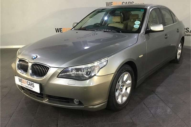 BMW 5 Series For Sale in South Africa | Junk Mail