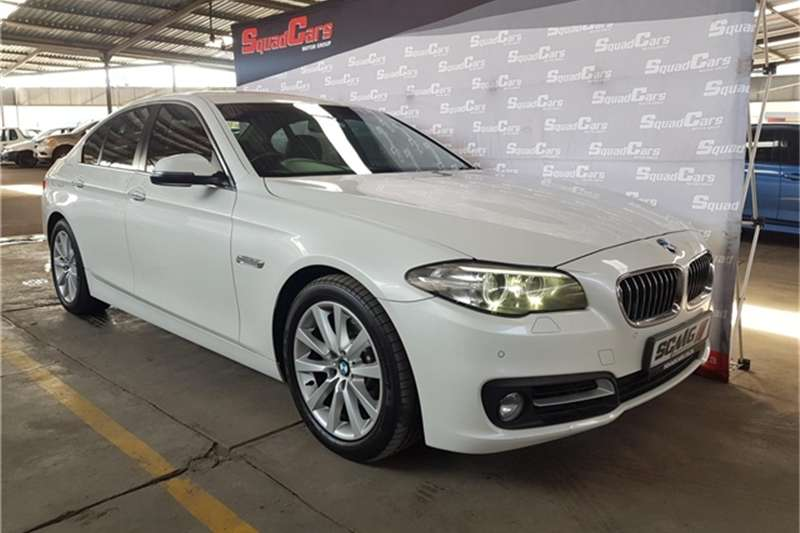2015 BMW 5 Series 528i Luxury