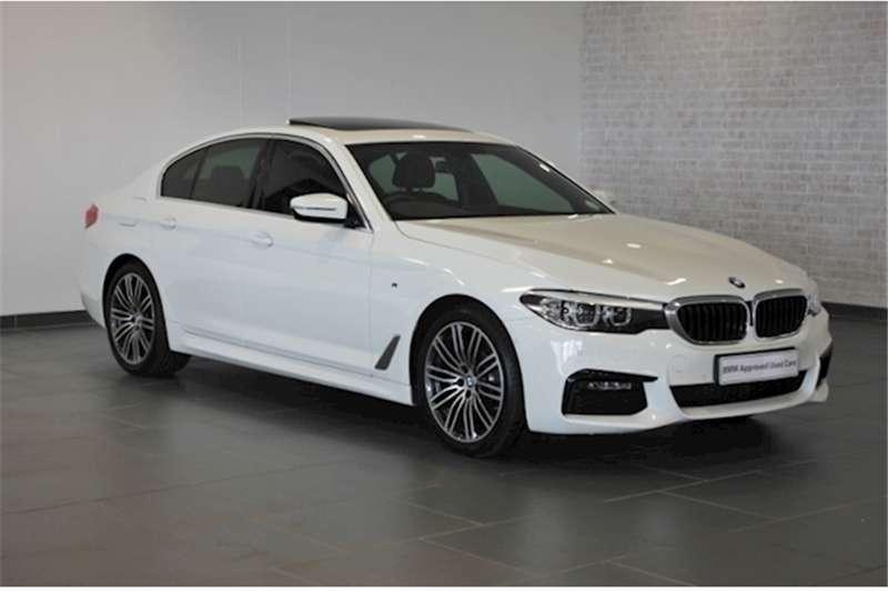 2019 BMW 5 Series 520d M Sport