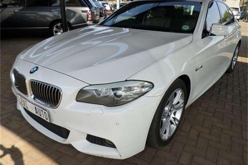 2012 BMW 5 Series 520d M Sport