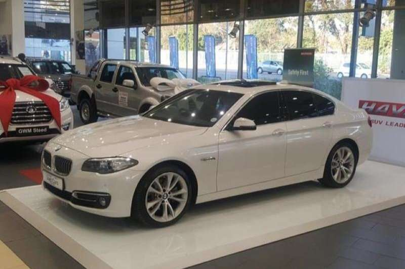 2016 BMW 5 Series 528i Luxury