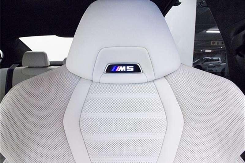 2018 BMW 5 Series M5