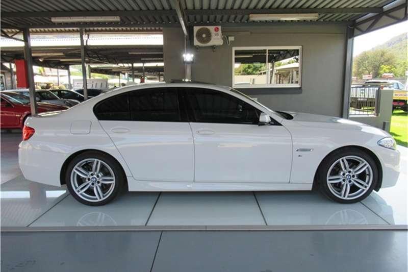 2015 BMW 5 Series 520d M Sport