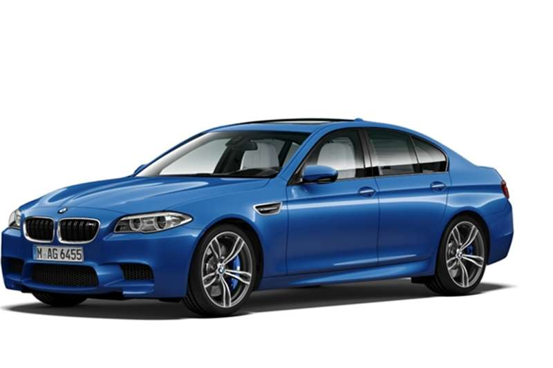 2015 BMW 5 Series M5