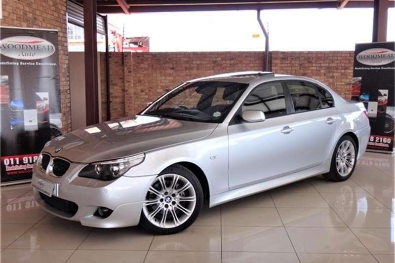 2007 BMW 5 Series 530d M Sport steptronic