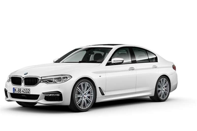 2017 BMW 5 Series 540i M Sport