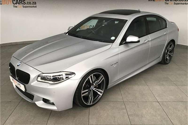 2016 BMW 5 Series 535d M Sport