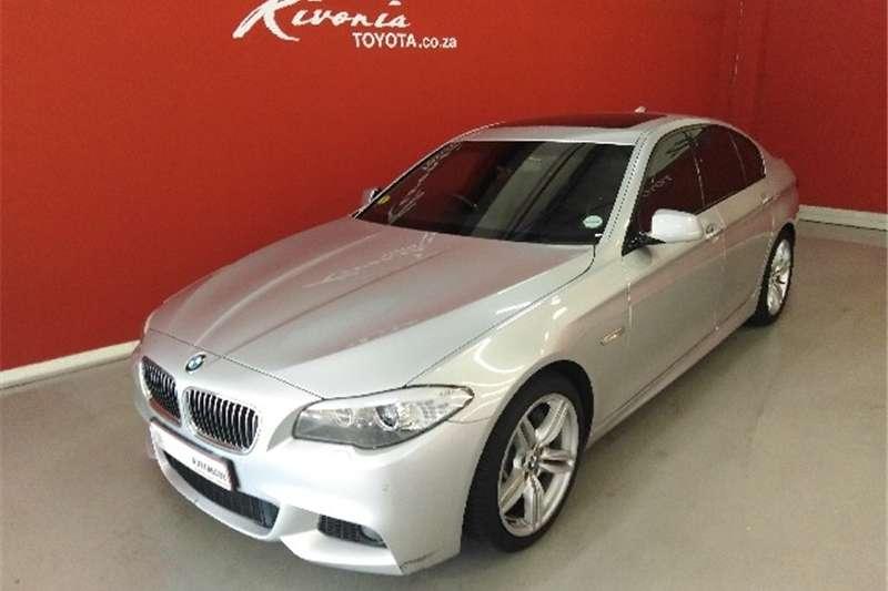 2011 BMW 5 Series 530d