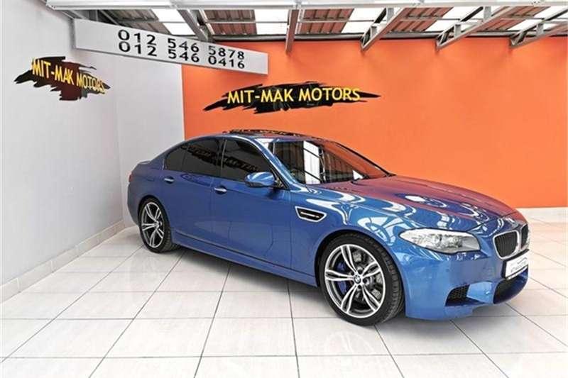 2013 BMW 5 Series M5