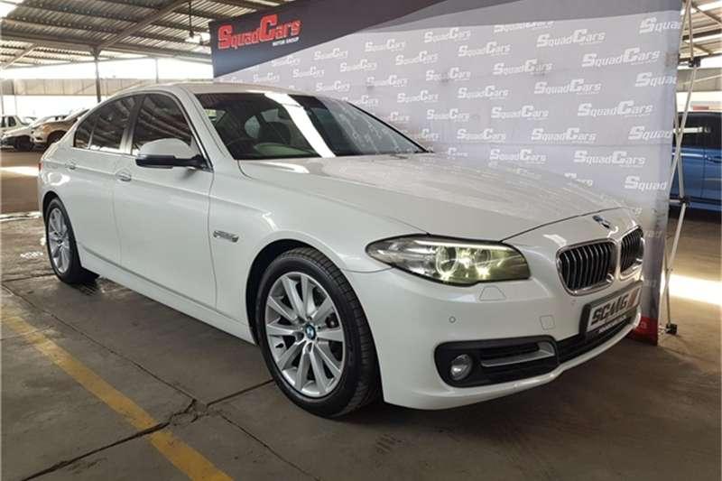 2015 BMW 5 Series 528i Luxury