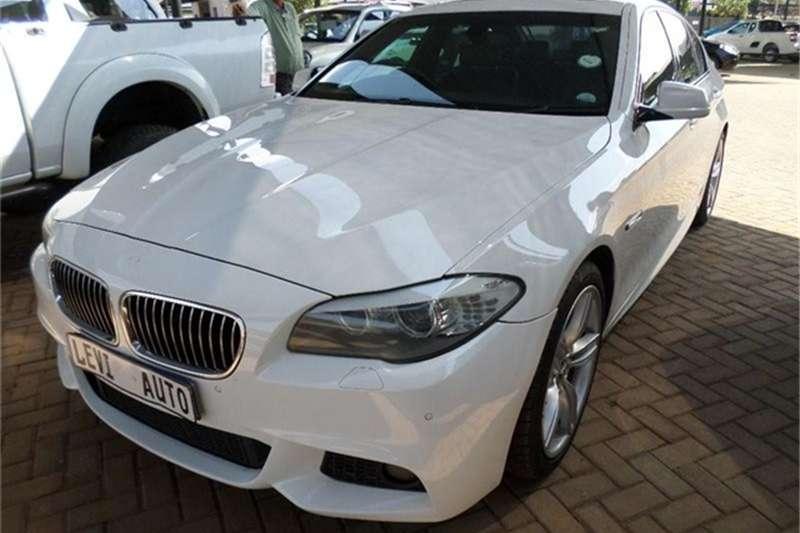 2013 BMW 5 Series 530d M Sport