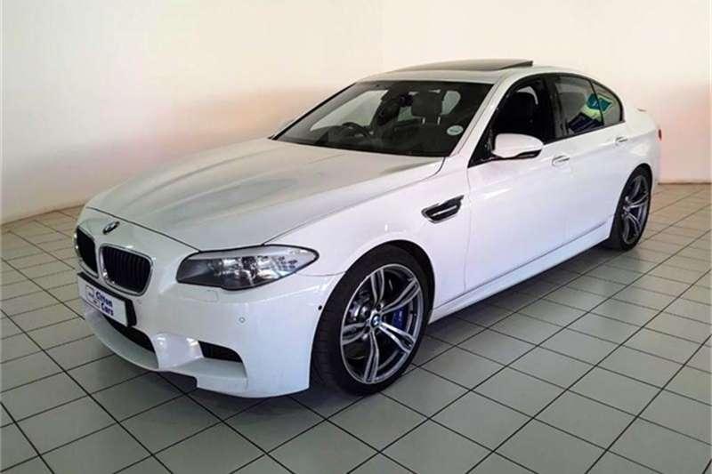 2012 BMW 5 Series M5