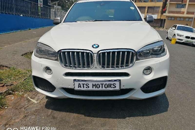 2015 BMW 5 Series 520d M Sport steptronic