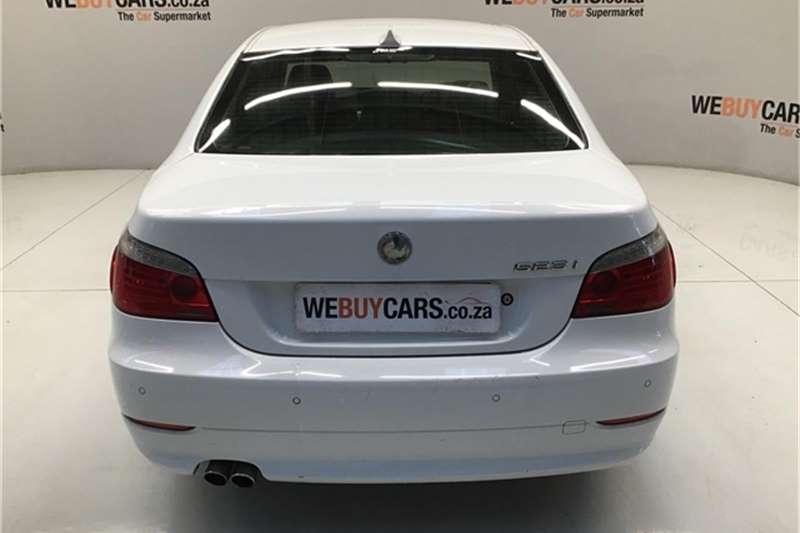 2007 BMW 5 Series 523i Exclusive steptronic