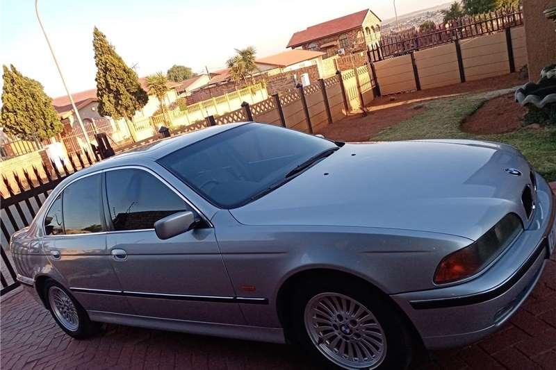 Used 0 BMW 5 Series