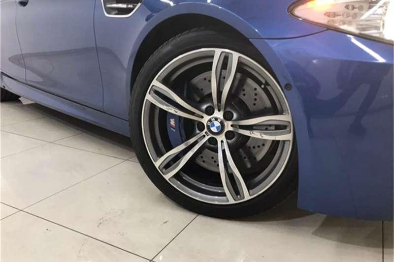 BMW 5 Series M DCT (F10) 2013