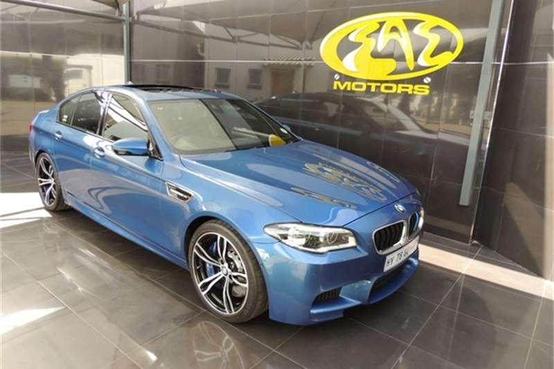 BMW 5 Series M DCT (F10) 2014