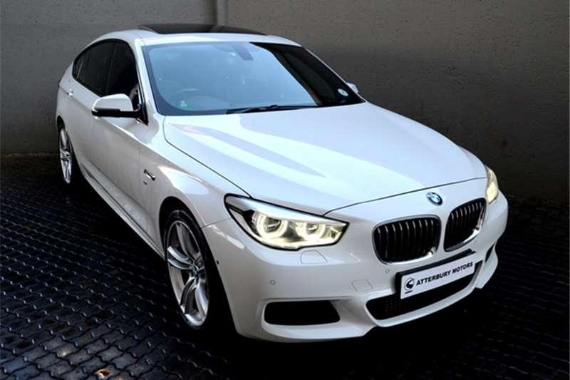 BMW 5 Series M SPORT 2014