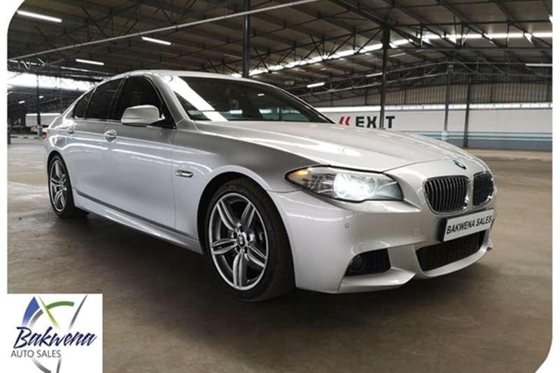 BMW 5 Series M SPORT A/T (F10) 2012