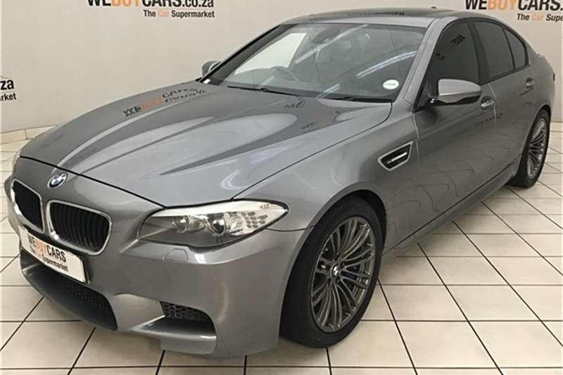 BMW 5 Series M5 2012