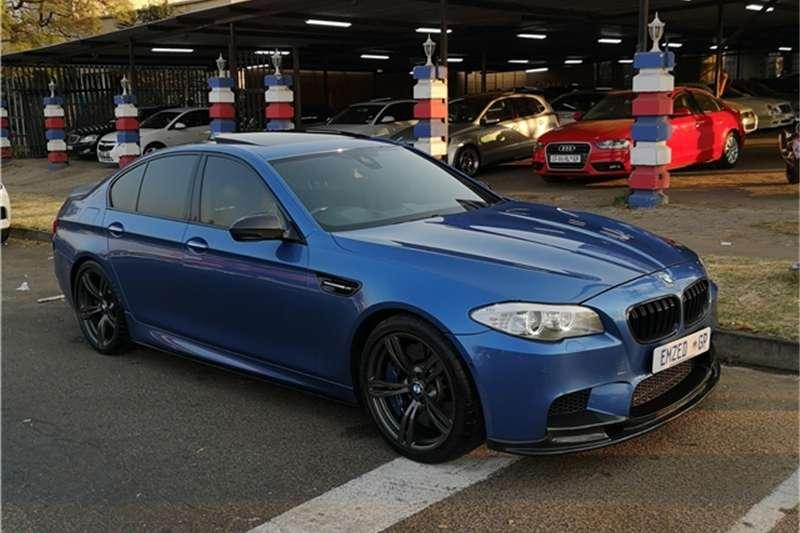 BMW 5 Series M5 2013