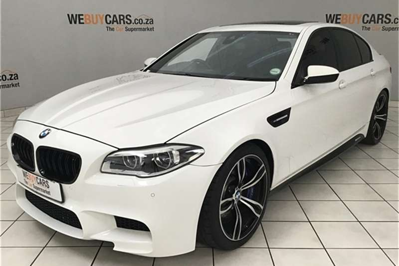 BMW 5 Series M5 2016