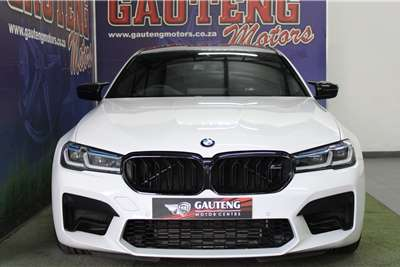 Used 2021 BMW 5 Series M5 Competition