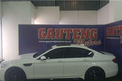 BMW 5 Series M5 M DCT 2013
