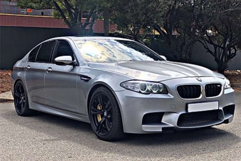BMW 5 Series M5 Pure Metal M5 Edition 2016