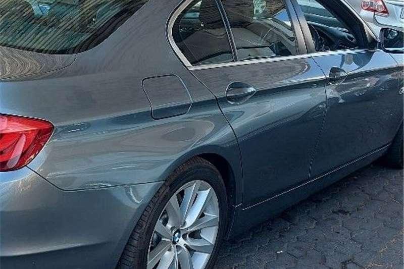 Used 2011 BMW 5 Series Sedan