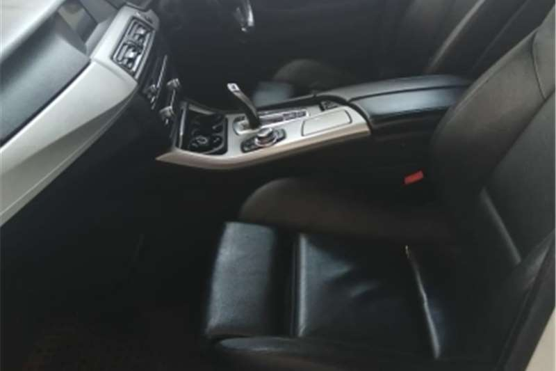 Used 2013 BMW 5 Series Sedan 520d A/T (G30)
