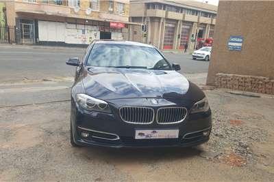 Used 2015 BMW 5 Series Sedan 520d LUXURY LINE A/T (G30)