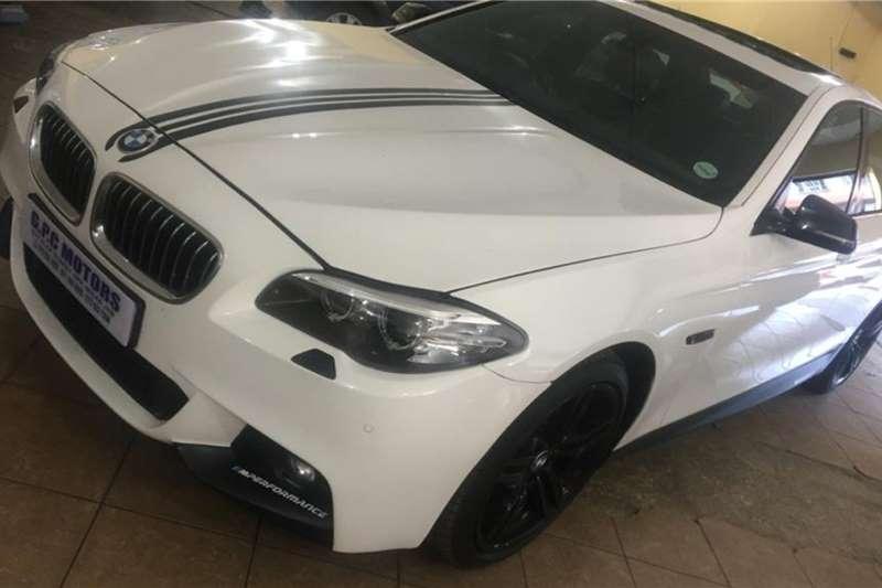 Used 2014 BMW 5 Series Sedan 520d M SPORT A/T (G30)