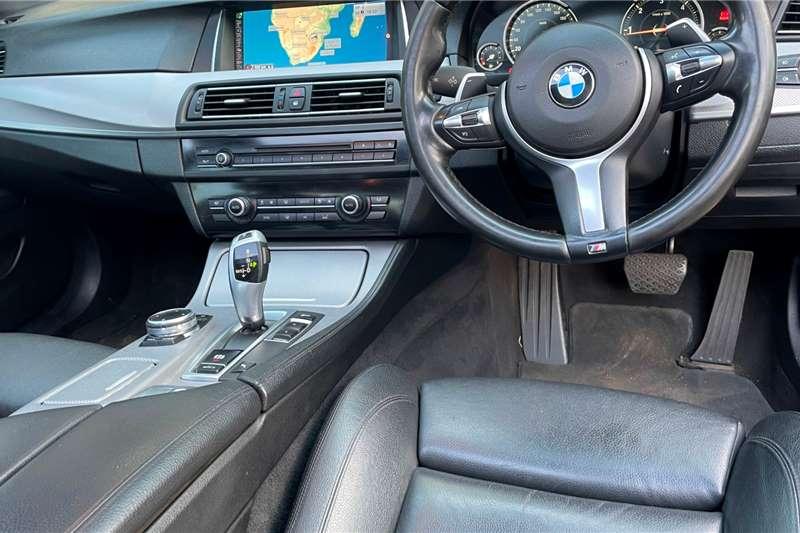 Used 2015 BMW 5 Series Sedan 520d M SPORT A/T (G30)