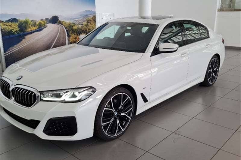 Used 2020 BMW 5 Series Sedan 520d M SPORT A/T (G30)
