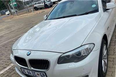 Used 2013 BMW 5 Series Sedan 520i A/T (G30)