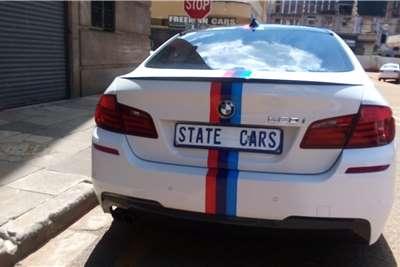 2014 BMW 5 Series sedan 520i M SPORT A/T (G30)