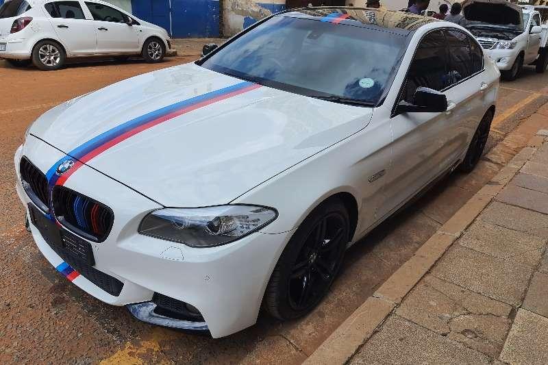 Used 2015 BMW 5 Series Sedan 520i M SPORT A/T (G30)