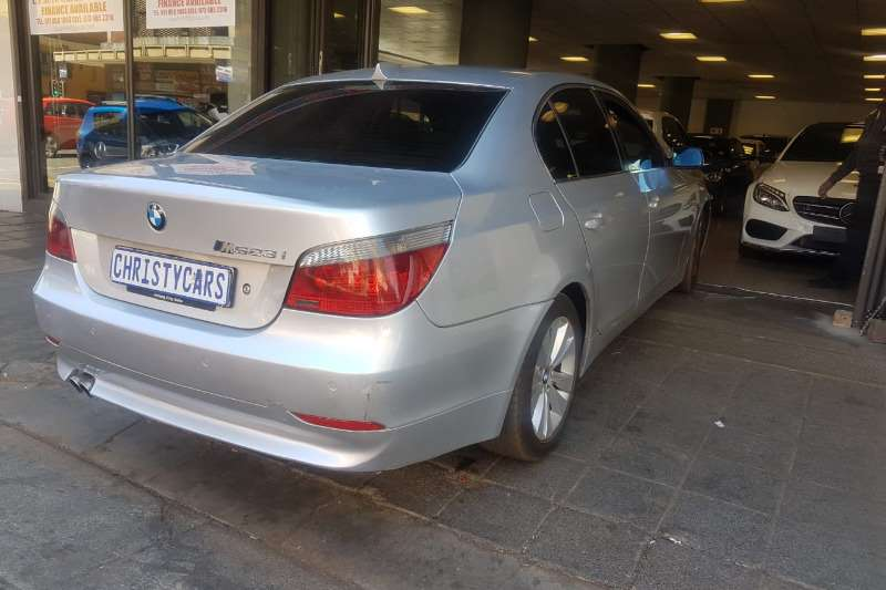 2006 BMW 5 Series sedan