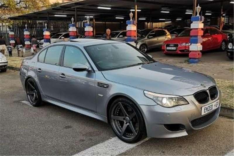 BMW 5 Series SMG (E60) 2007