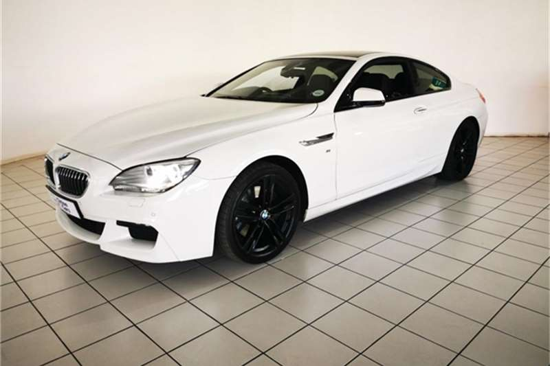 BMW 6 Series 640d coupé 2014