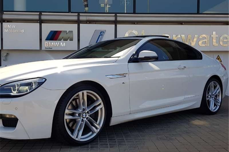 BMW 6 Series 640d coupe Individual 2016