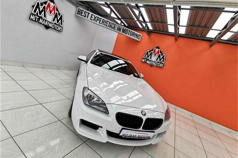 Used 2013 BMW 6 Series 640d coupe M Sport