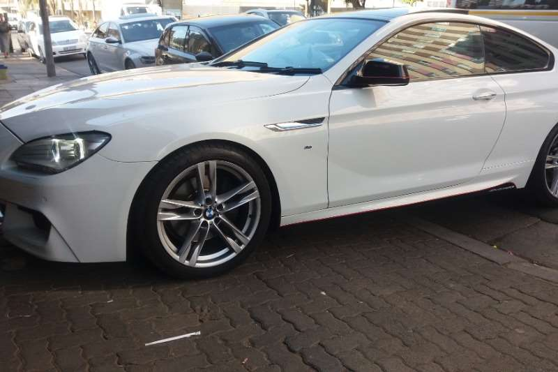 BMW 6 Series 640d coupe M Sport 2014